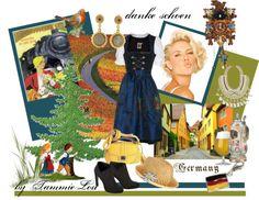 """""""danke schoen"""" by tammielou1958 on Polyvore"""