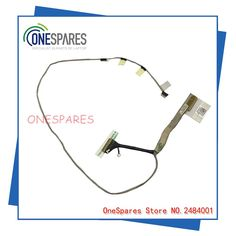 Laptop New For Dell For Inspiron 15z 5523 15z-5523 lcd video cable 50.4VQ05.021 940G9 0940G9 Genuine Free Shipping