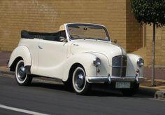 Rare 1948 Austin A40 Dorset Convertible (Australia) 1.2L OHV 4-Cylinder engine