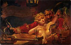 henry clive artist - Google Search