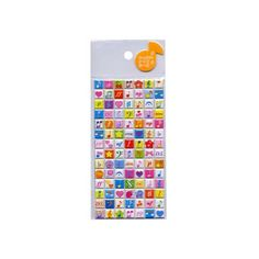 Music Stickers with Coloured Tiles. Stickers with coloured tiles all with different music symbols can be used for achievement awards for music students. $3.95