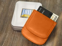 Taxi Wallet - Thin Wallet by Alicia Klein. from The Grommet