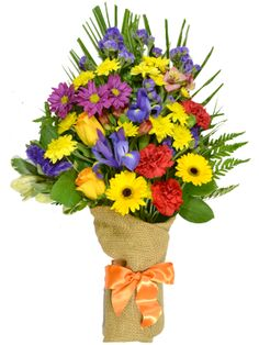 Brighten Your Day | www.canaflora.ca | Free flower delivery anywhere in Canada