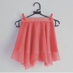 Chiffon Skirt ♡♥