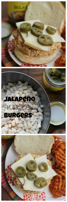Now that spring has sprung, get some veggie burgers on the menu! These jalapeno white bean burgers are perfect for adding a little bit of spice to your weekend.