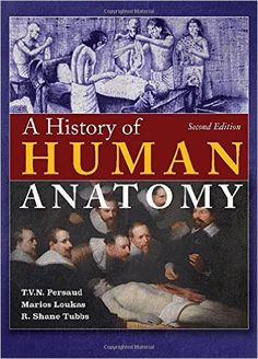 A History of Human Anatomy 2nd Edition PDF