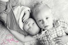 Pim and his Sis