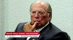 """O PSDB se torna um PMDB"", lamenta Miguel Reale Jr. ao deixar sigla | Jo..."