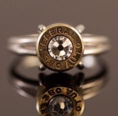 To my boyfriend... #ThisIsWhatIWant #BulletRing #PromiseRing