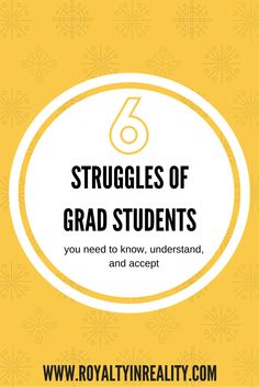 If you have a full-time working graduate student in your life there are just a few things they need you to be okay with!