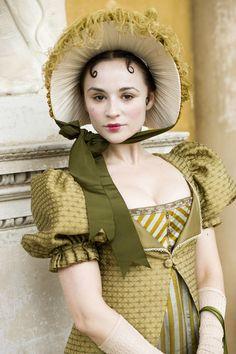 Fanny Dorrit (Emma Pierson) in Little Dorrit (TV mini-series, 2008).