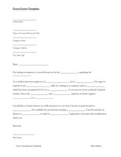 Image Result For Write A Formal Email For Job