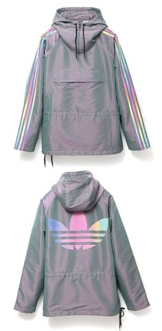adidas Originals by Originals - Jeremy Scott - Parka + Woven Pants | Freshness