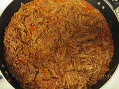 Guisado de carne para tacos, sopes, tostadas etc!!! Yumiiii