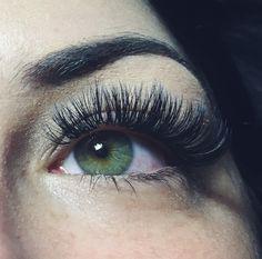 4499f636f3c Volume eyelash extensions by me using Lash Affair By J Paris ! Volume Eyelash  Extensions,