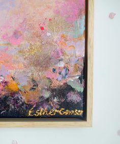 Esther Gemser Art | Unique Seth Godin, Pastels, Close Up, Canvas, Unique, Painting, Art, Modern Art, Tela