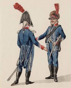 Kaapse Dragonders or Regiment Dragonders, a two-company Dutch dragoons-squadron in their colony of South Africa before it became a British territory in 1806 Disco Fashion, Dutch Colonial, Two's Company, French Revolution, Napoleonic Wars, Military History, Revolutionaries, Character Design, Army
