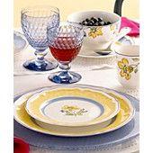 "Villeroy & Boch ""Toscana"" Dinnerware Collection"