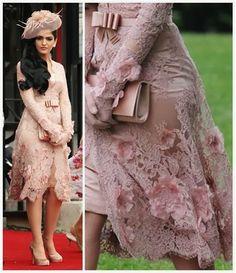 Princess Ameerah Al-Taweel, then wife of Saudi Prince Alwaleed bin Talal, attended the 2011 wedding of Prince William and Catherine Middleton wearing custom Zuhair Mu
