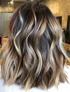 22 Best Natural Balayage Ombre Hair Colors for 2018