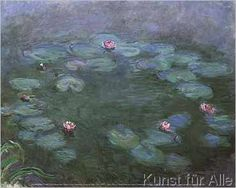 Claude Monet - Seerosen