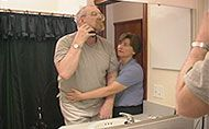 Stroke Help. Using Functional Tasks to Improve Standing  Pinned by SOS Inc. Resources http://pinterest.com/sostherapy.