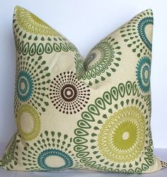 Decorative pillow cover 22 x 22 Matelasse suzani by WilmaLong, $45.00