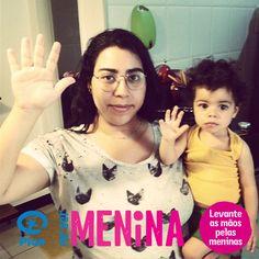 Mariamma e Lara #porsermenina