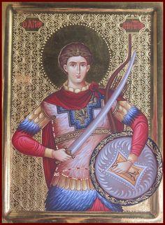 Άγιος Δημήτριος / Saint Demetrios