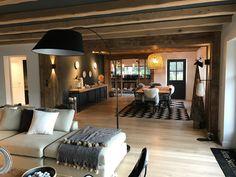 Cosy Interior, Decor Interior Design, Interior Decorating, Design Hotel, House Design, Charming House, Residential Architecture, Architecture Renovation, Hotel Interiors
