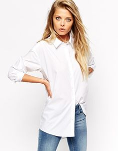 ASOS Smart Boyfriend Shirt
