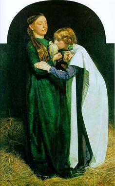 John Everett Millais, 1851