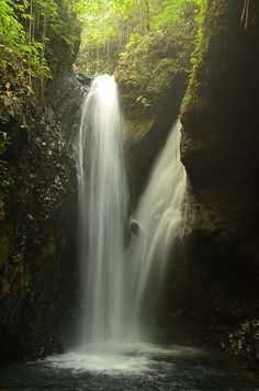 Git Git Waterfal Munduk Bali - Indonesia