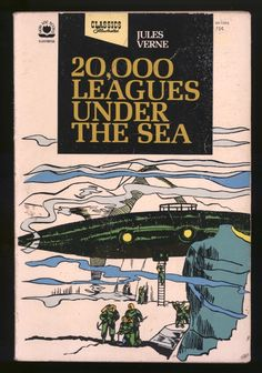 20,000 leagues under the sea, the novel - Google Search