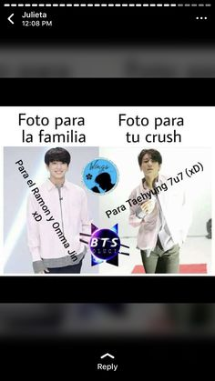 Bts Memes, Vkook Memes, Memes Funny Faces, Friend Memes, Otp, I Love Bts, Namjin, Yoonmin, Bts Bangtan Boy
