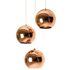 Tom Dixon - Copper Shade hanglamp
