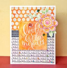 """Living My Dream: """"One Stamp, Five Ways"""" - SSS June Card Kit"""