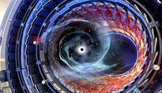 LHC do CERN abre acidentalmente portal no campo magnético da terra e transporta avião em vôo para outro local ~ Sempre…