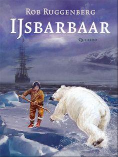IJsbarbaar (2011)  - Wie zijn de echte barbaren in Ruggenbergs ijzingwekkende jeugdroman IJsbarbaar ?  Is het Nunôk, de jonge Inuit, die aan prins Maurits moet laten zien hoe hij meeuwen schiet, en rauw opeet?  Of zijn het die Nederlanders, die de jongen in 1624 ontvoeren uit Groenland, en die hem minachten, uitbuiten, en bestelen?  Nunôks zenuwslopende vlucht door het Nederland van de zeventiende eeuw, en zijn ontberingen bij de walvisvaarders zul je nooit vergeten. Roald Dahl, Believe In Magic, Ebooks, Van, Movie Posters, Animals, Young, School, Google