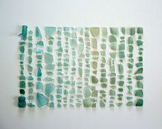 un mosaico di idee by Rossella: Vetri dal Mare