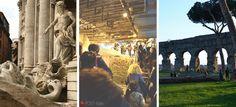 Roma subterrânea: a cidade da água que abastece a Fontana di Trevi