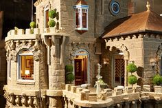 The dollhouse takes its name after the castle in The Lady of Shallot - a 19th century ballad by Alfred Lord Tennyson.