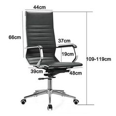 Alibaba Multi-functional Black Leather Manager Office Chair Modern Swivel Computer Seating / best office chair for back pain / China Foshan ergonomic office chair, computer seating manufacturer Best Office Chair, Office Chairs, Dark Blue Living Room, Ergonomic Office Chair, Executive Chair, Cool Chairs, Black Leather, Pu Leather, Modern Chairs