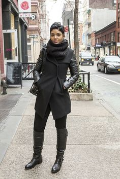 The Real Girl s Guide to Winter Street Style  During Fashion Week aa8af79b6