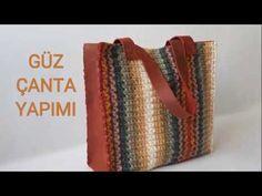 Crochet Tote, Crochet Handbags, Knit Crochet, Purses And Handbags, Bag Making, Cross Stitch Patterns, Straw Bag, Embroidery, Tote Bag