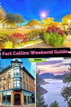 The Best Things to do in Fort Collins, Colorado. Things to do in Fort Collins, Colorado, an easy day trip or road trip or weekend getaway from Denver. See the breweries, walk around Old Town, go hike, visit Horsetooth Reservoir and explore the CSU college campus. The best restaurants and places to see in Ft.Collins.