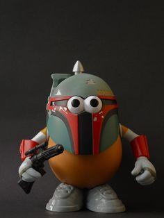 Bobafett Mr. Potato Head