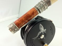 Oyster Bamboo Fly Rod - I'm not into fly fishing...but that is pretty!