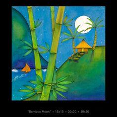 Kirsten Bunney Gallery - Canvas Giclees