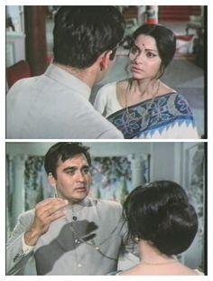 Old Bollywood Movies, Sunil Dutt, Waheeda Rehman, Rajesh Khanna, Kishore Kumar, Bollywood Pictures, Amitabh Bachchan, Paintings, Actresses